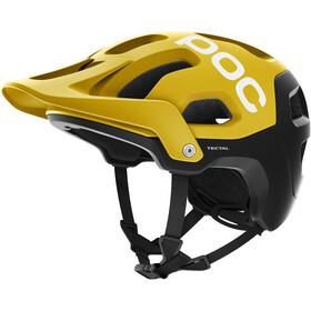 POC Tectal Casco, sulphite yellow